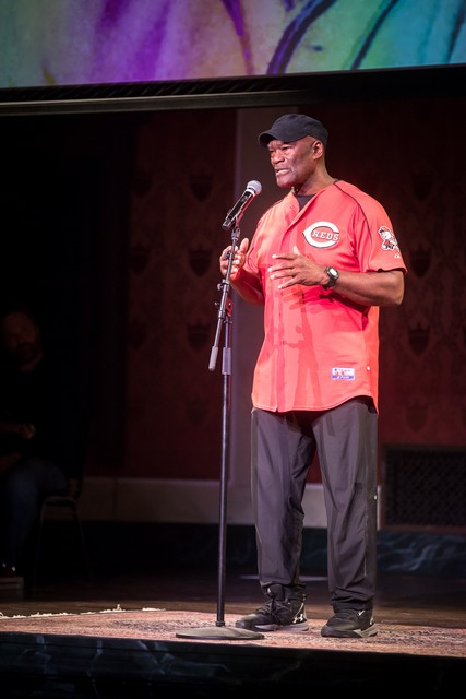 George Foster (photo by Matt Steffen)