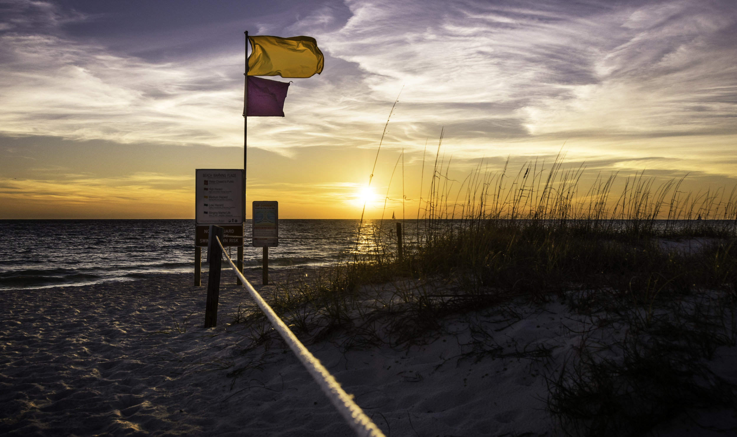 Sunset Beach Flags.jpg