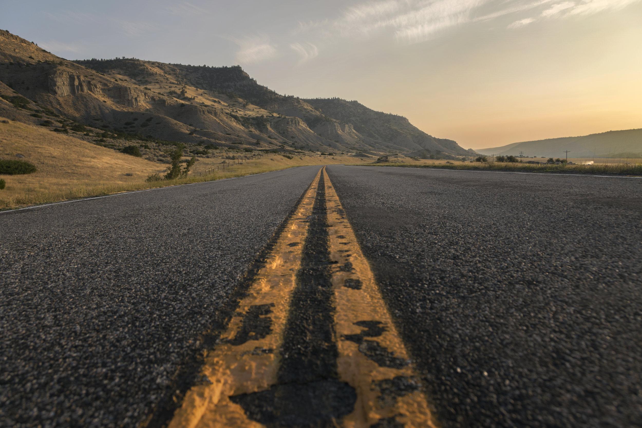 roads -