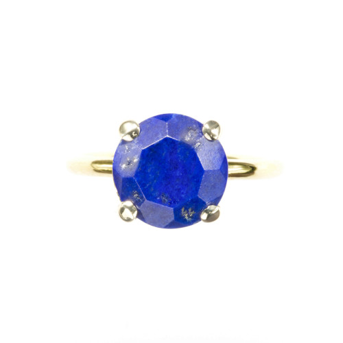 18k Gold and Lapis Lazuli Margaret Ring,   Shop Now