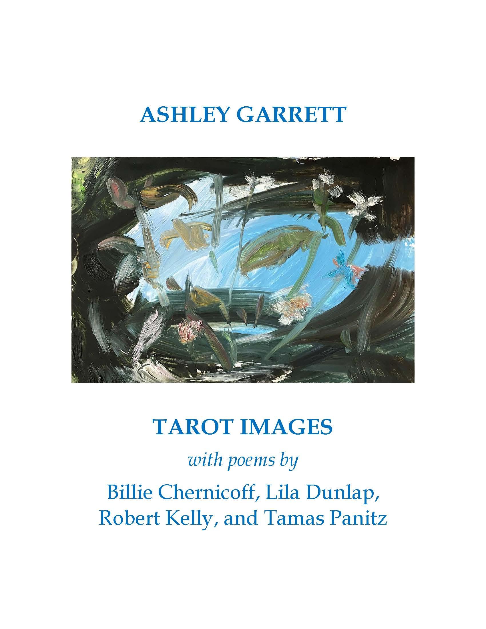Ashley Garrett: Tarot Images