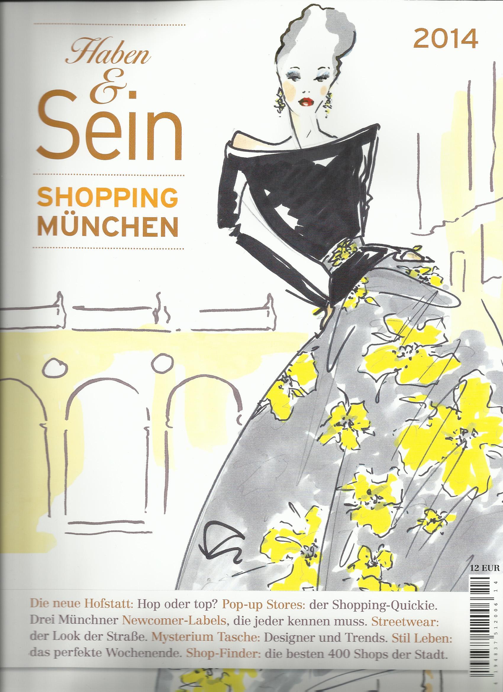 Haben & Sein 2014 Cover