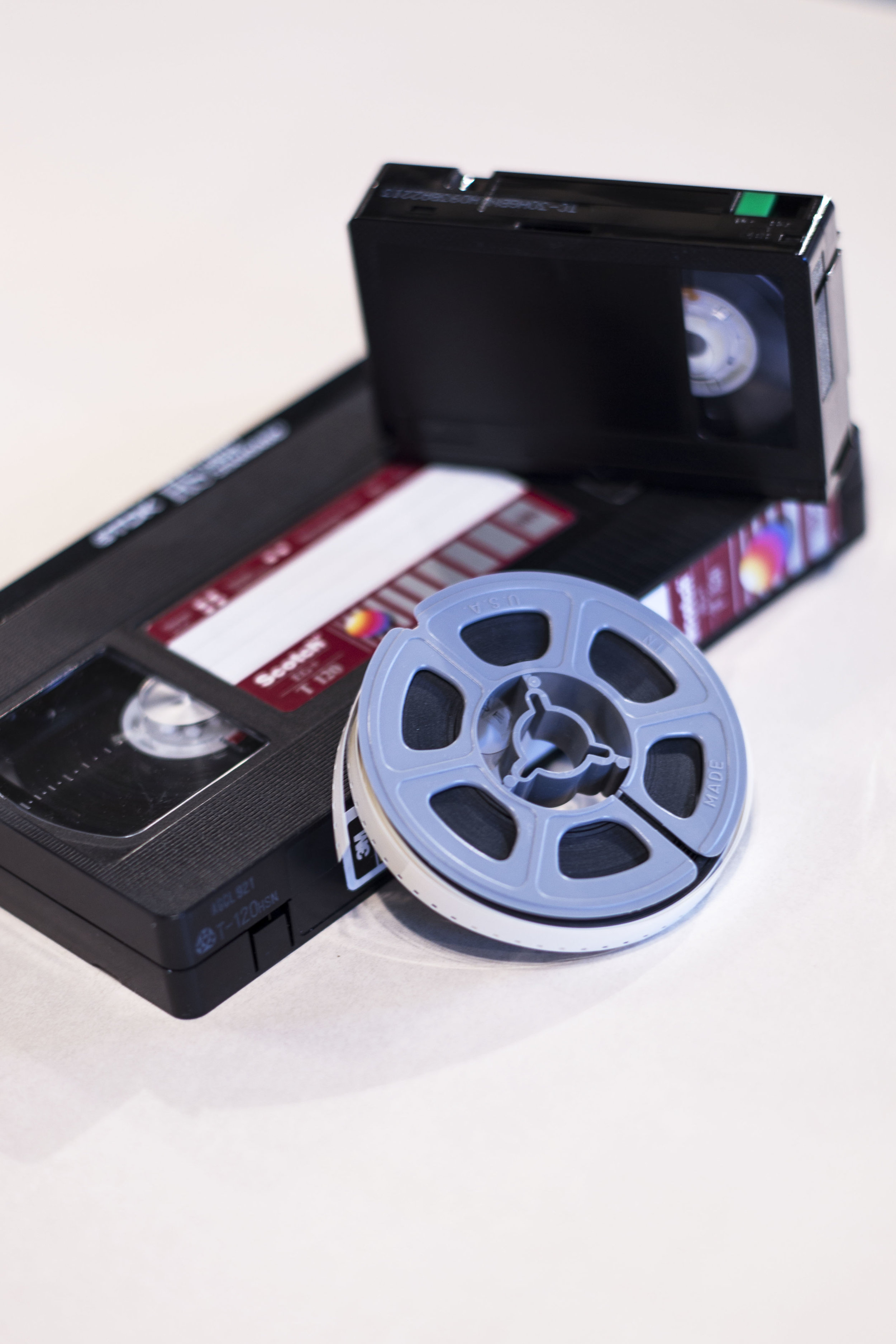 VHS and Film Transfer