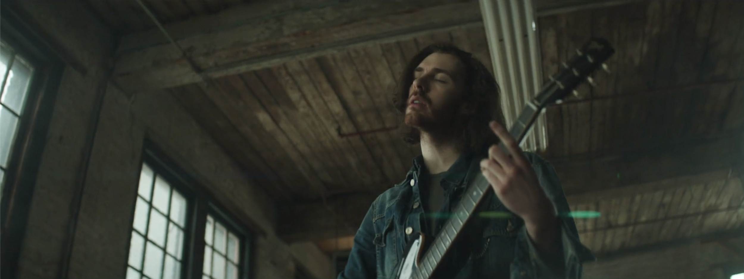 Hozier 'Almost (Sweet Music)'