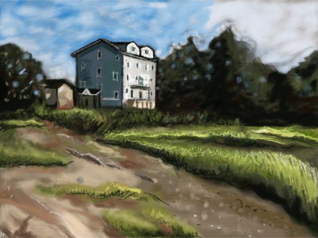 Grand Ave. Maison . Courtesy Leigh Busby.
