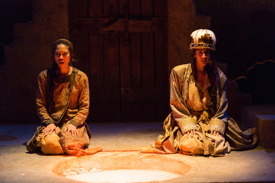 Francesca Fernandez MacKenzie and Sohina Sidhu. T. Charles Erickson Photo.