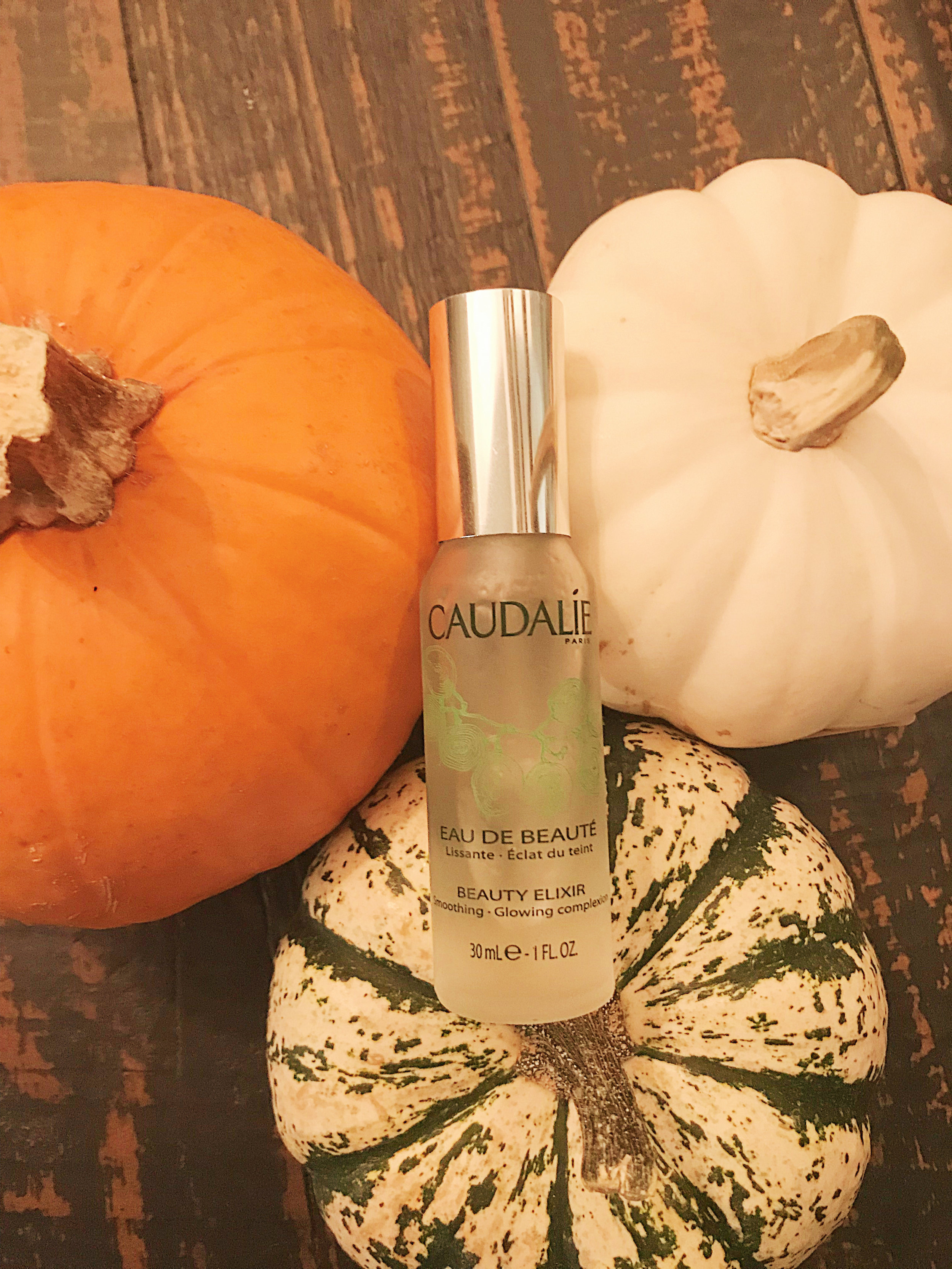 Caudalíe Beauty Elixir - This plant based anti-dull treatment helps smooth away fine lines while tightening your pores.