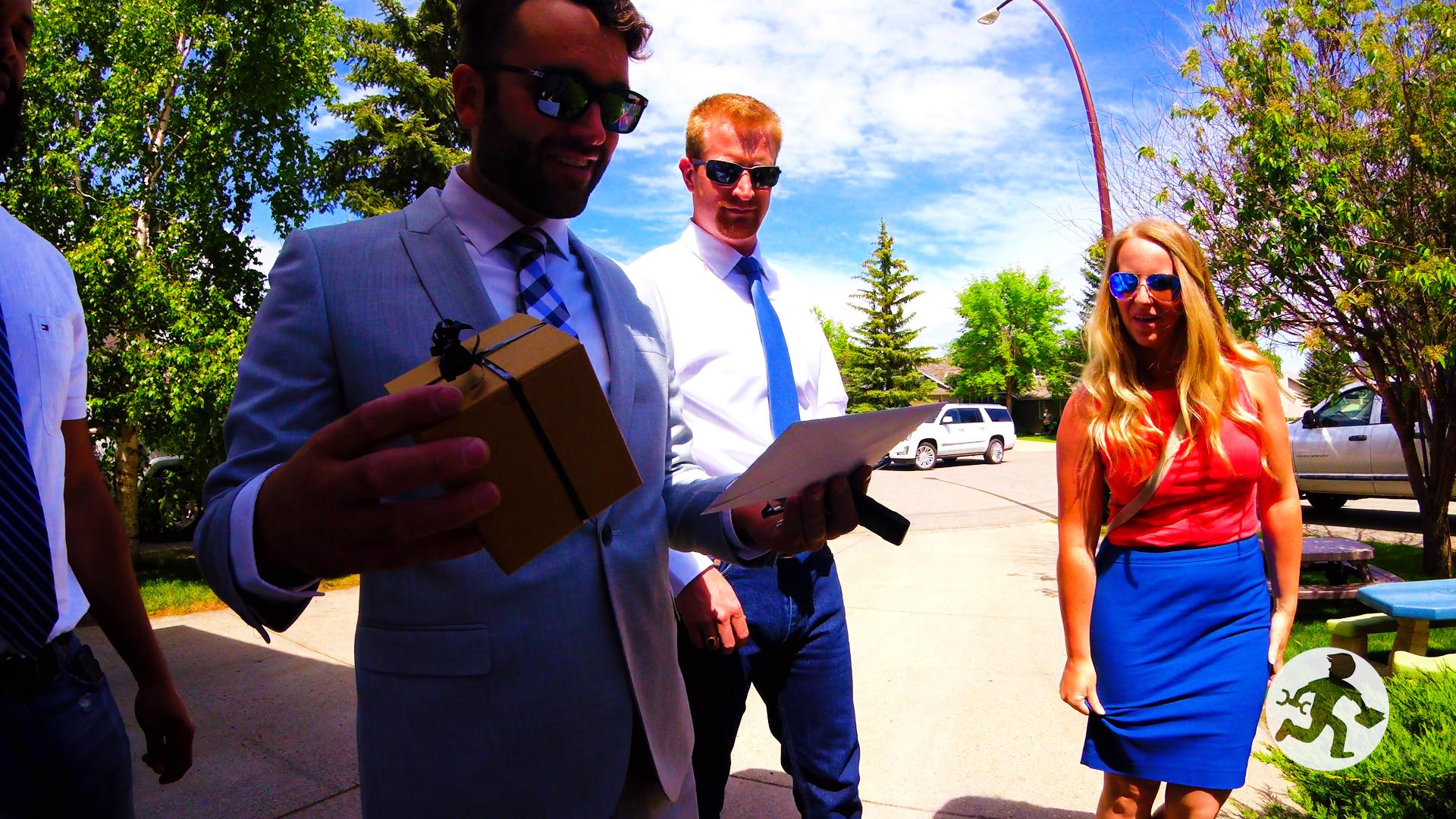 Cory's Wedding - Gift