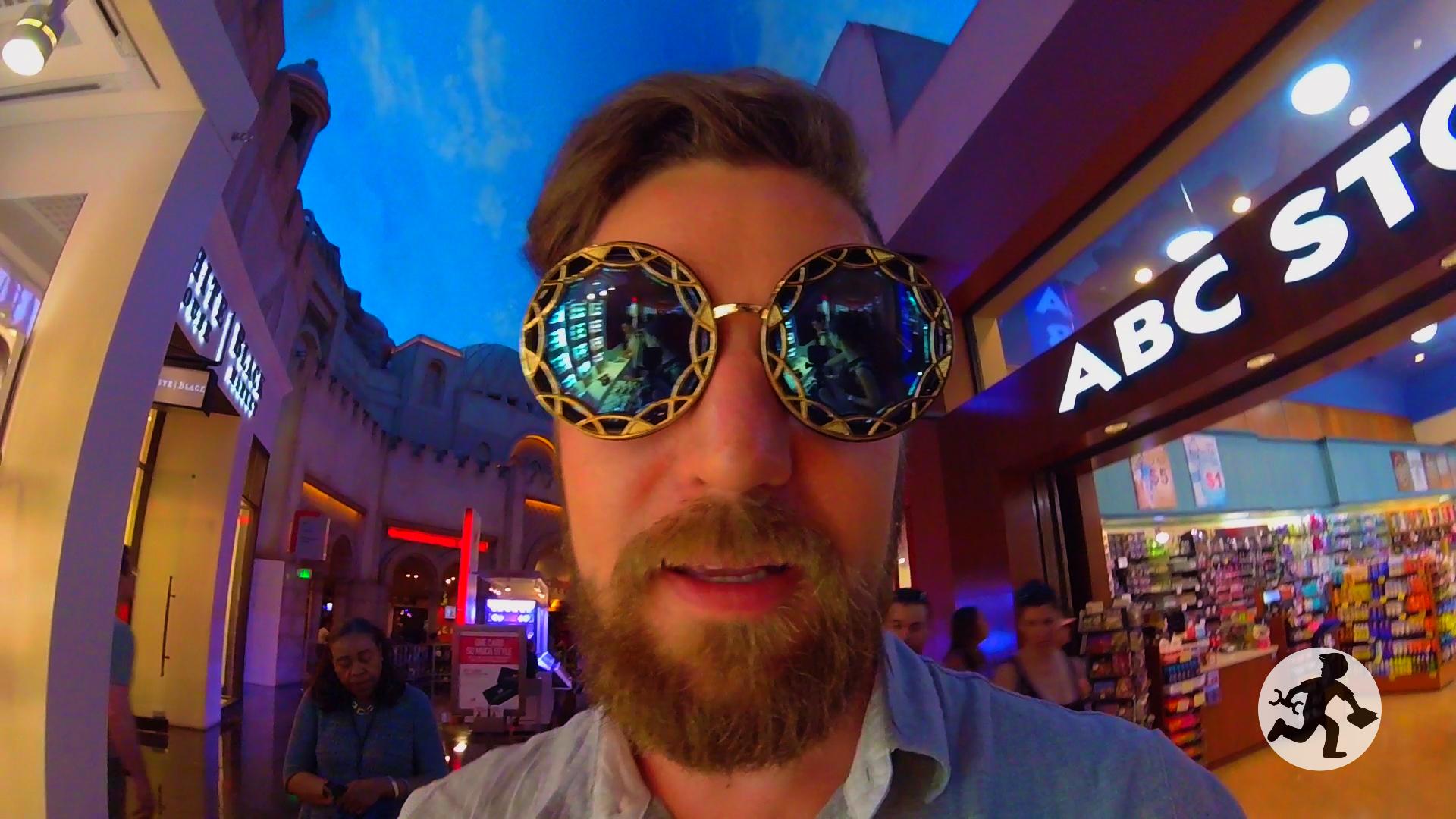 Vegas 2016 - Lost Sunglasses