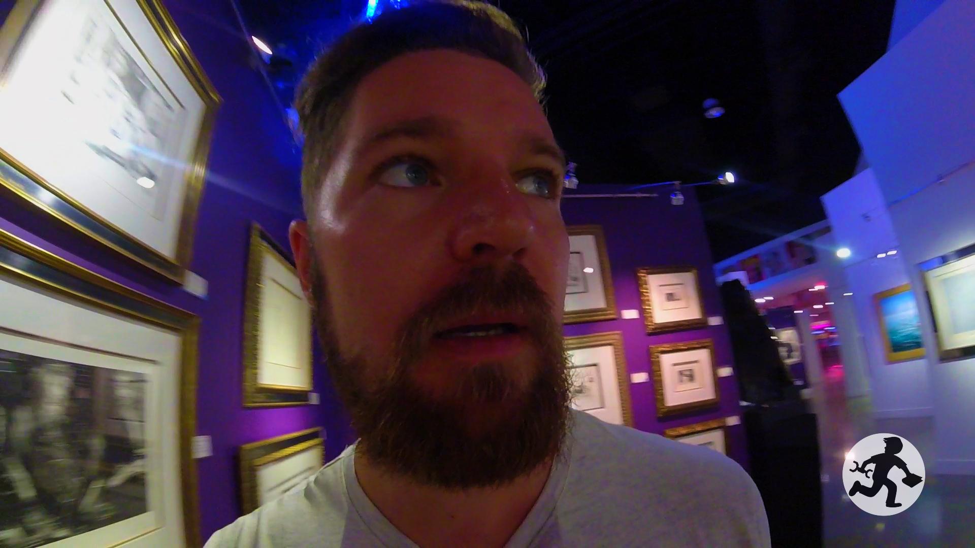 Vegas 2016 - Art Exhibit