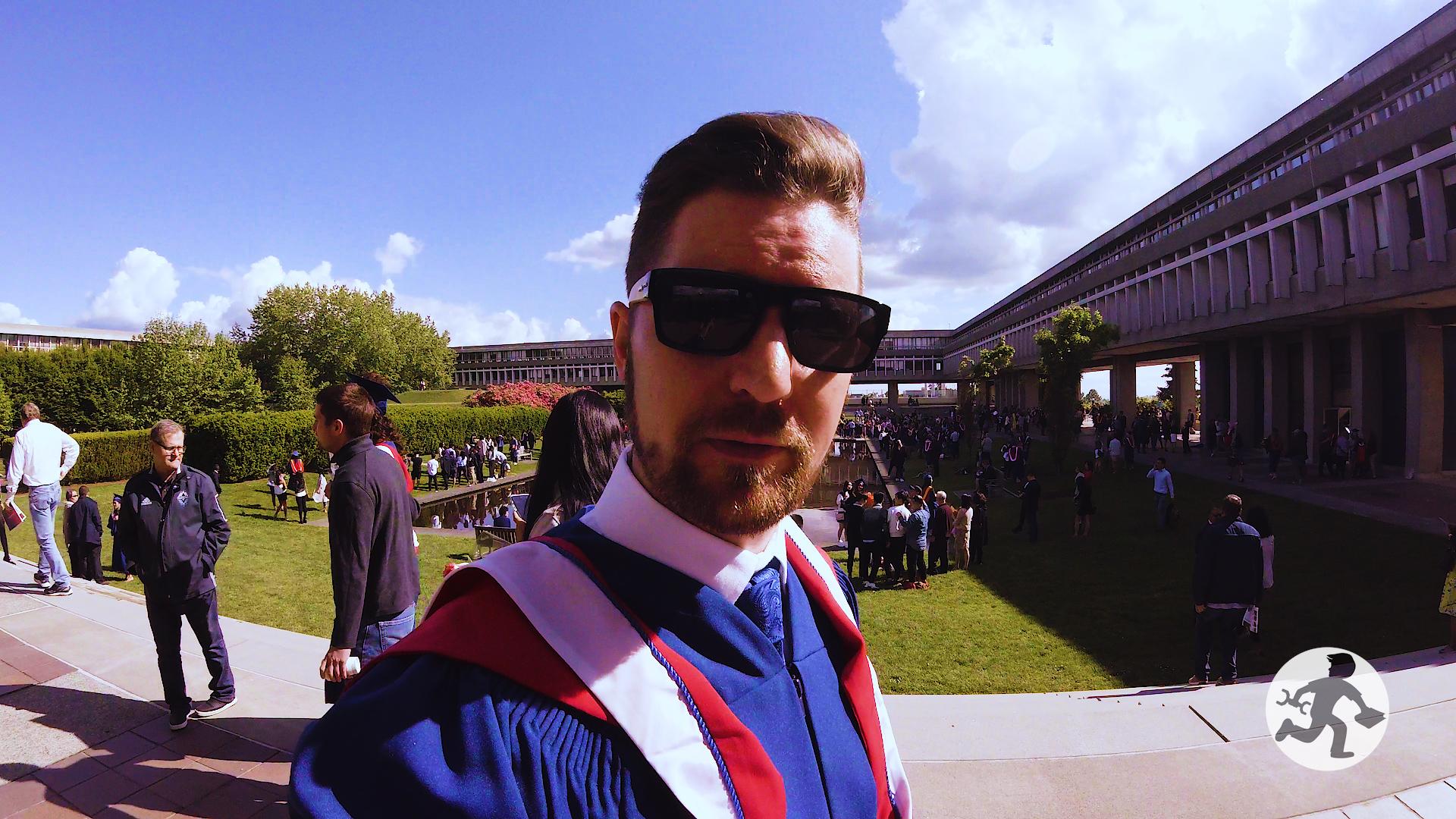 Masters Degree Graduation 2