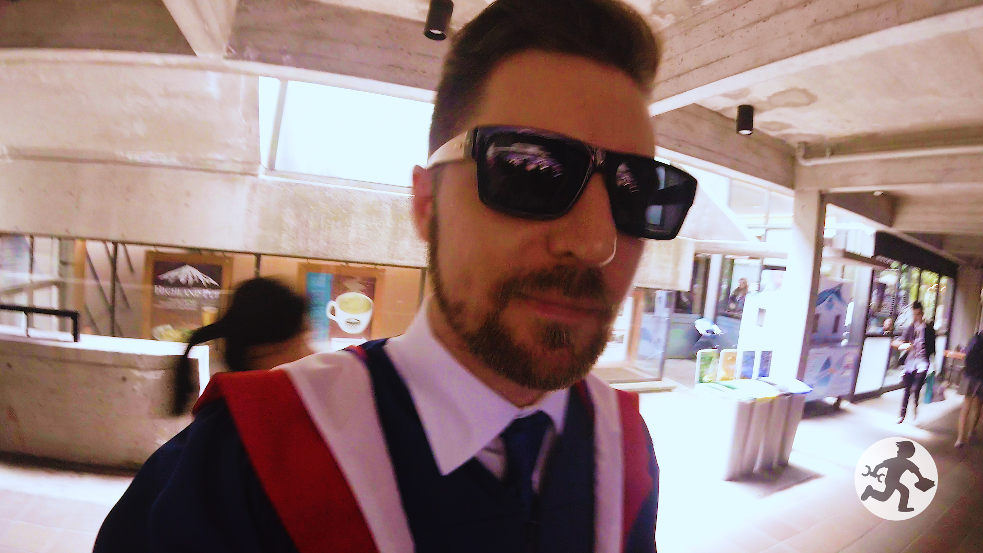 Masters Degree Graduation 5