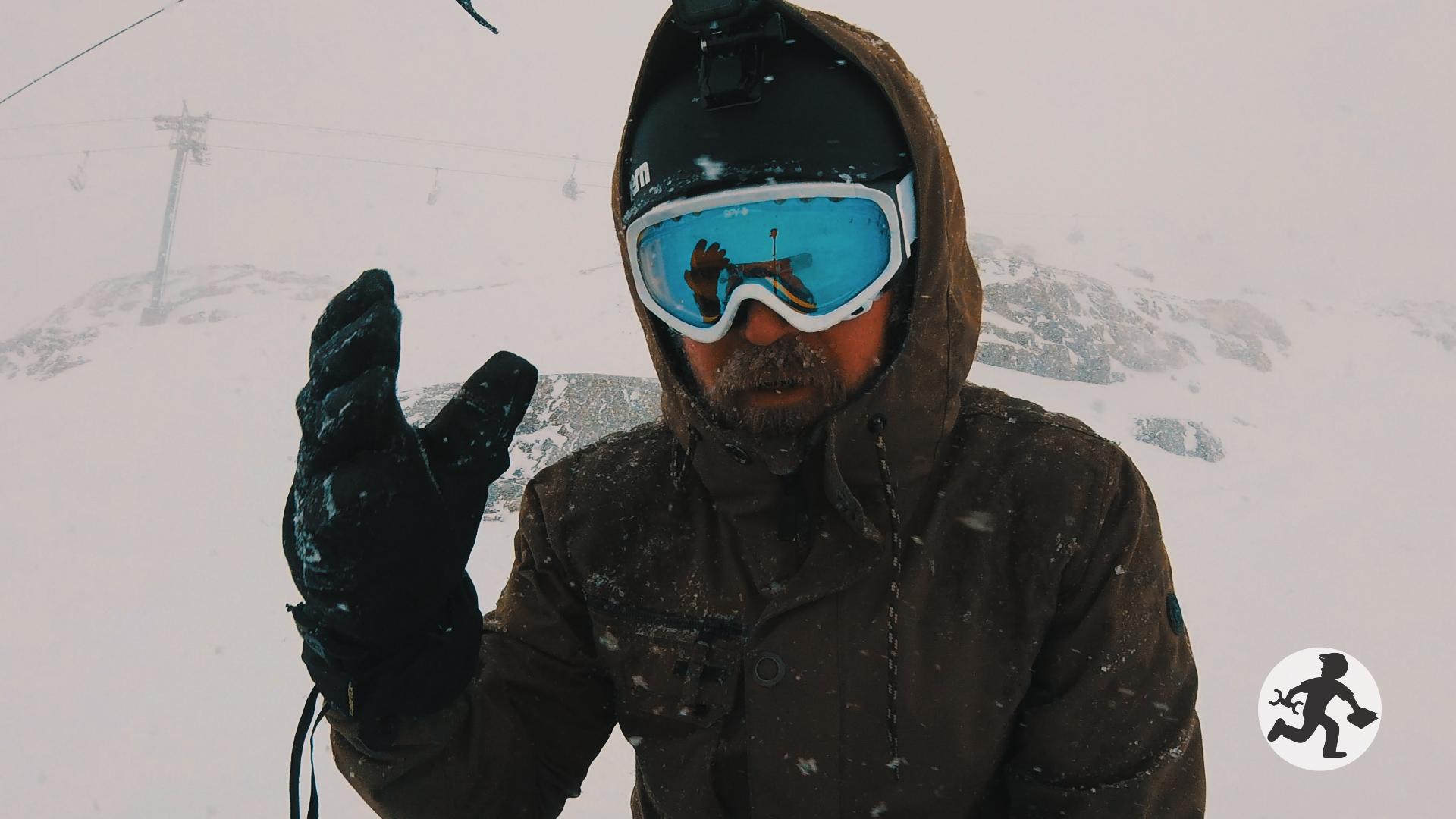 Snow Blind