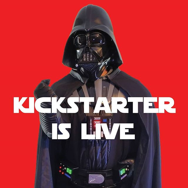 It is now live! Kickstarter is open to you and you can find the link in my bio.  @buildingvader has a link in bio.  You can get the entire suit, the upper body, or just the helmet. Kickstarter coming soon!  The suit is fully wearable and display ready inside and out. Nothing like it.  Follow me for more updates in the coming few weeks.  Everything but the clothing and electronics is 3D Printed. Yes that's right, this is the next step in 3D printed designs. You can make the entire thing in an off the shelf 3D Printer.  How do you get one? Follow me to find out about when we launch on Kickstarter.  #darth #darthvader #starwars #lucasfilm #Disney #lukeskywalker #theforce #501stlegion #costume #props #diy #custom #cosplay #starwarsmemes #thedarkside  #kickstarter #crowdfunding #wearable #skywalker #riseofskywalker #starwarscelebration #starwarsnerd #3dprinter #3dprinting #technology #futuretech #3dprint