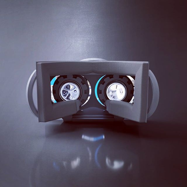 Fan of #VR? New design coming for your phone to turn into a VR device. There's a few out there but most are not comfortable or fit your phone well, this one does all of that.  #virtualreality #design #technology #3d #3dprinters #3dprinter #3dprinted #3dprinting #3dprint #3dprintable #make #maker