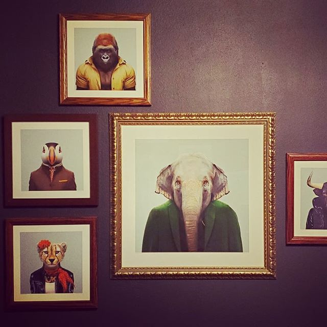 Totally buying these. #art #paintings #portait #decorationideas