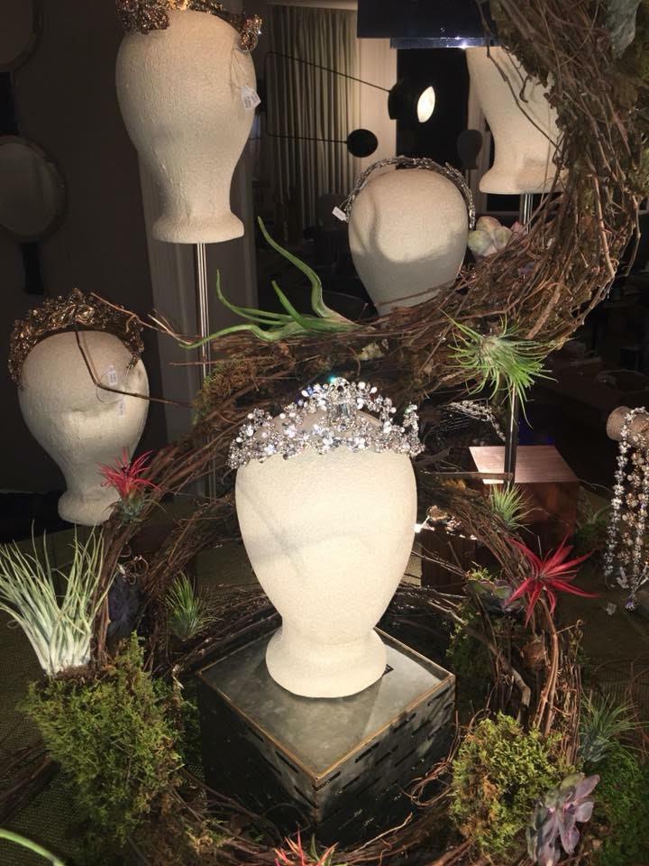 maria elena headpieces colleciton