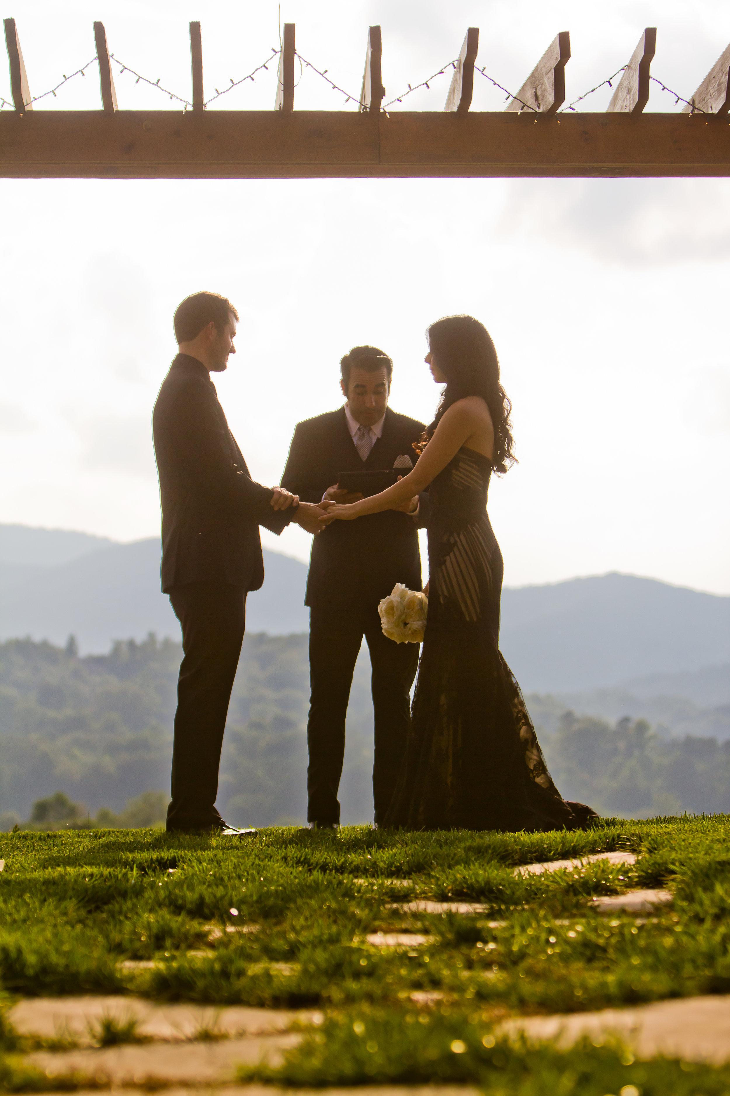 Wedding dress by Ines Di Santo