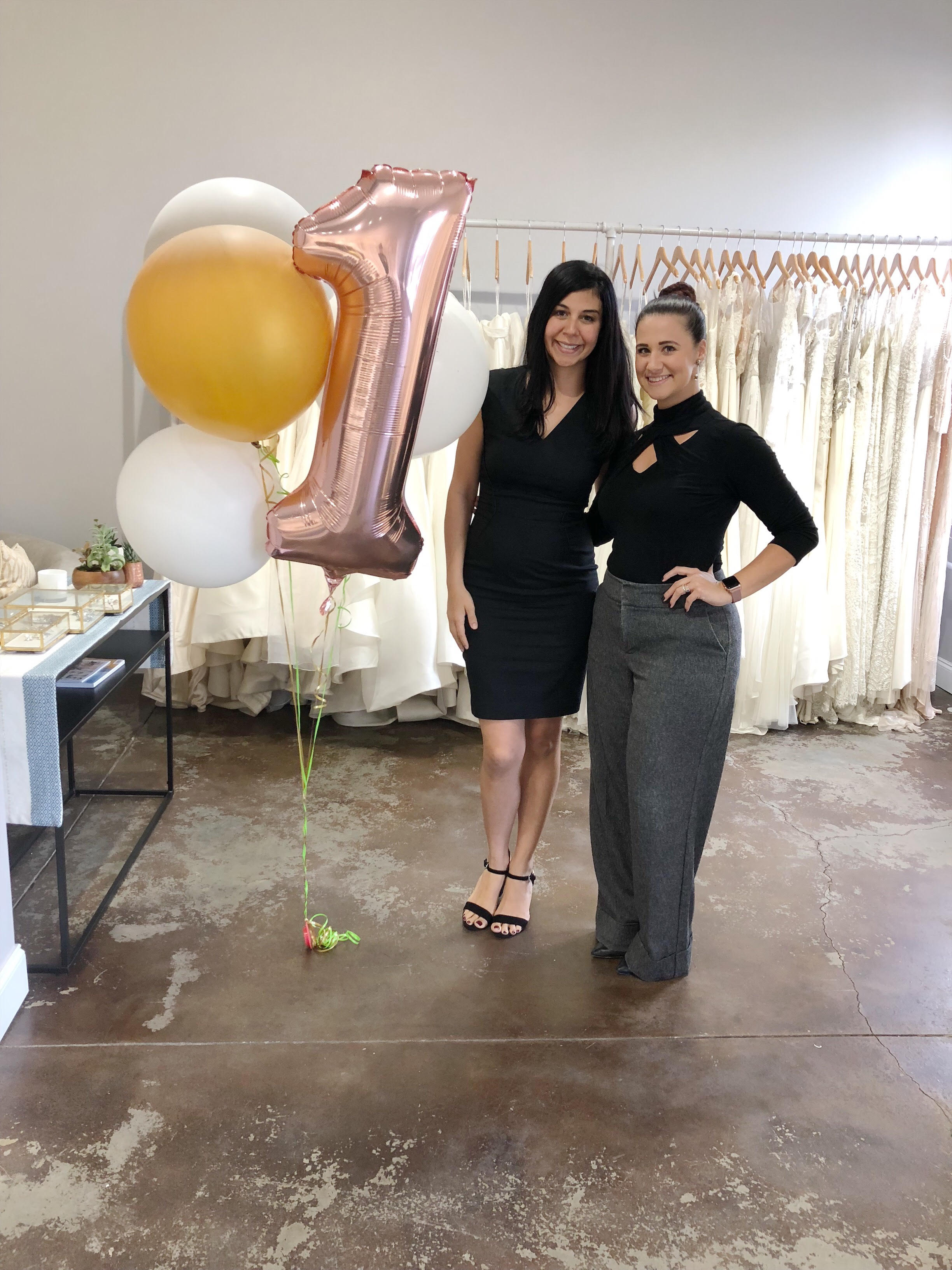 On year later, on november 20, 2018, Tali & Roberta are celebrating their first year of success! Congrats ladies!