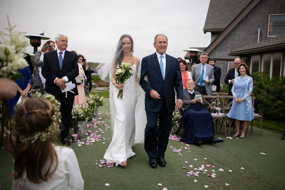 Barbara bush vera wang wedding gown 2018 weddings