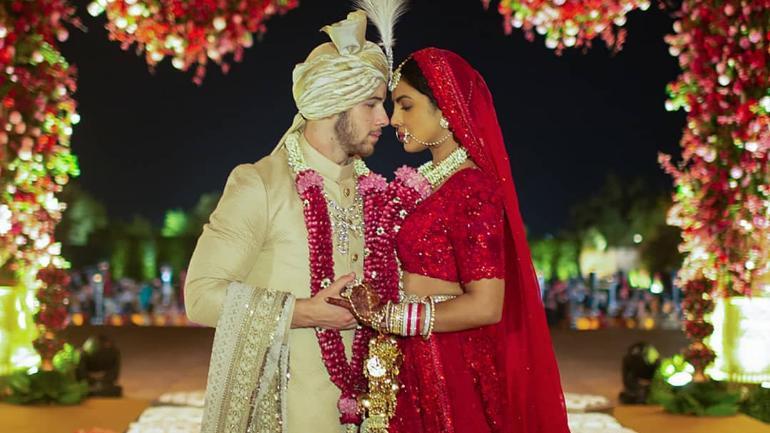 Priyanka chopra wedding 2018 celebrity wedding