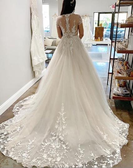 ball gown orlando wedding dress ines di santo ball gown