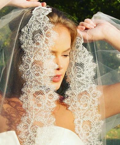lace veil paris by debra moreland