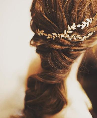 silver hairpiece paris by debra moreland