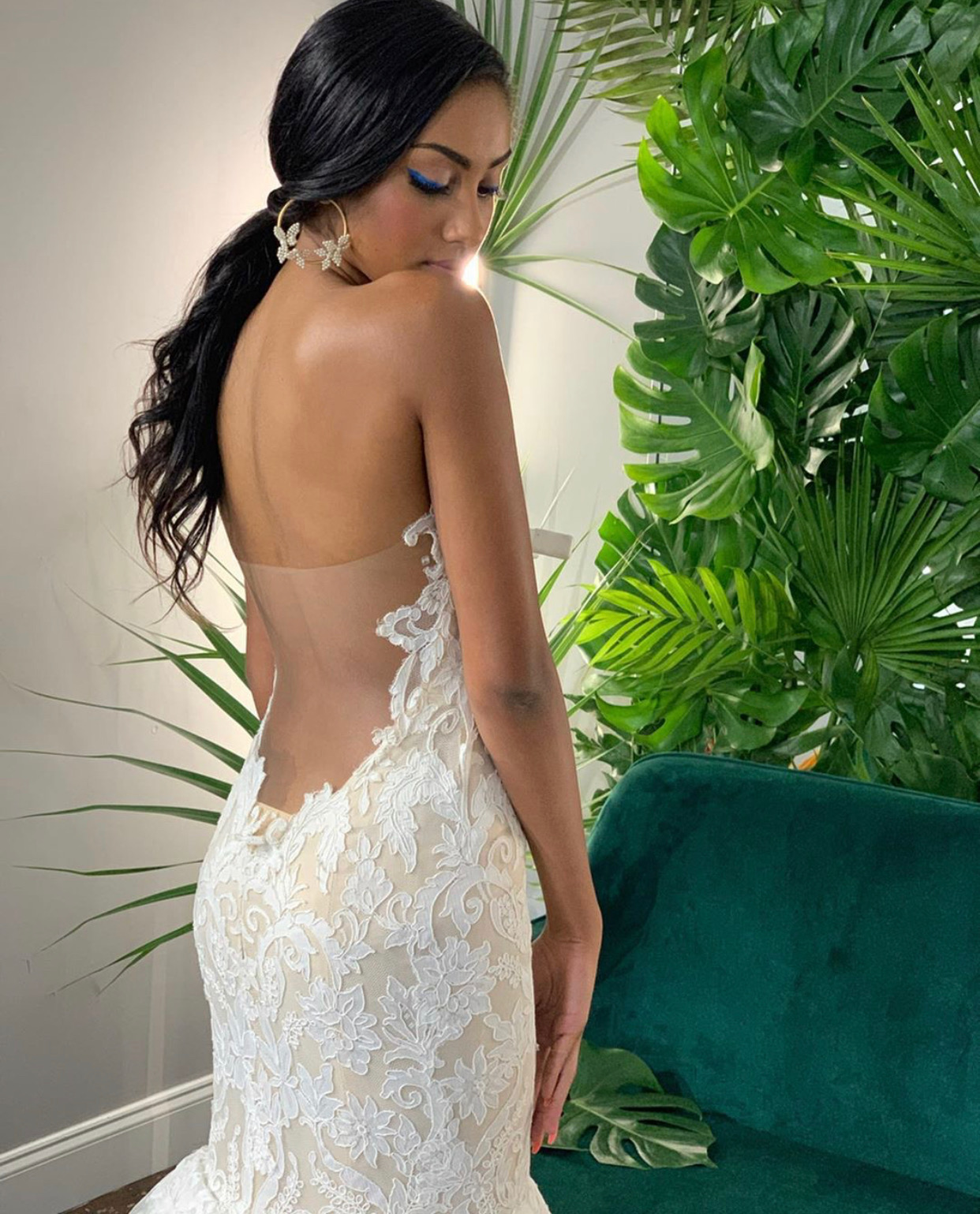 winter park bridal boutique ines di santo low back love gown