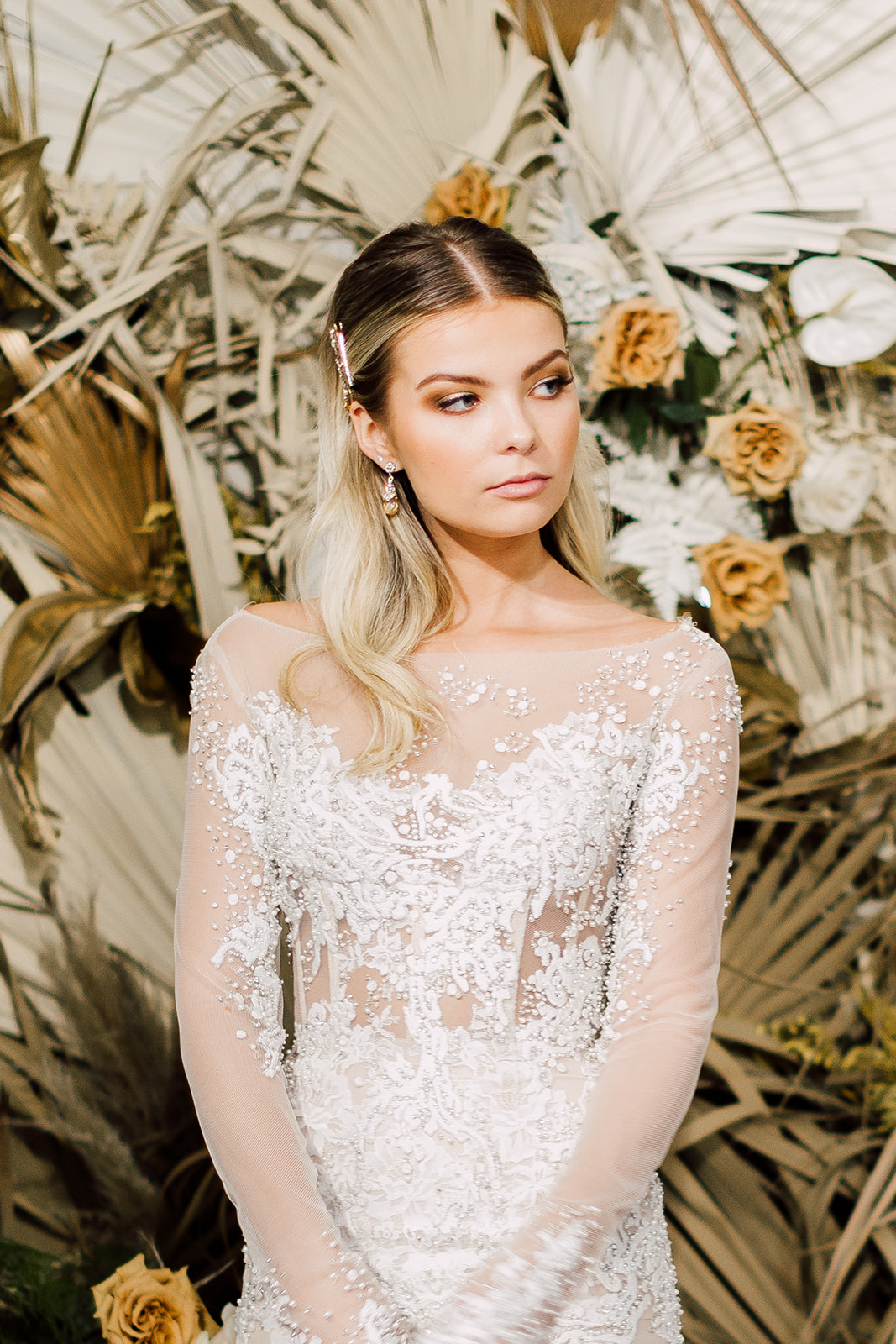 the bridal finery REVEL orlando styling events ines di santo