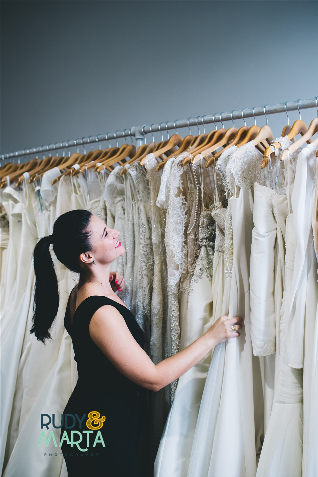 sustainable fashion off the rack wedding gown ethical fashion