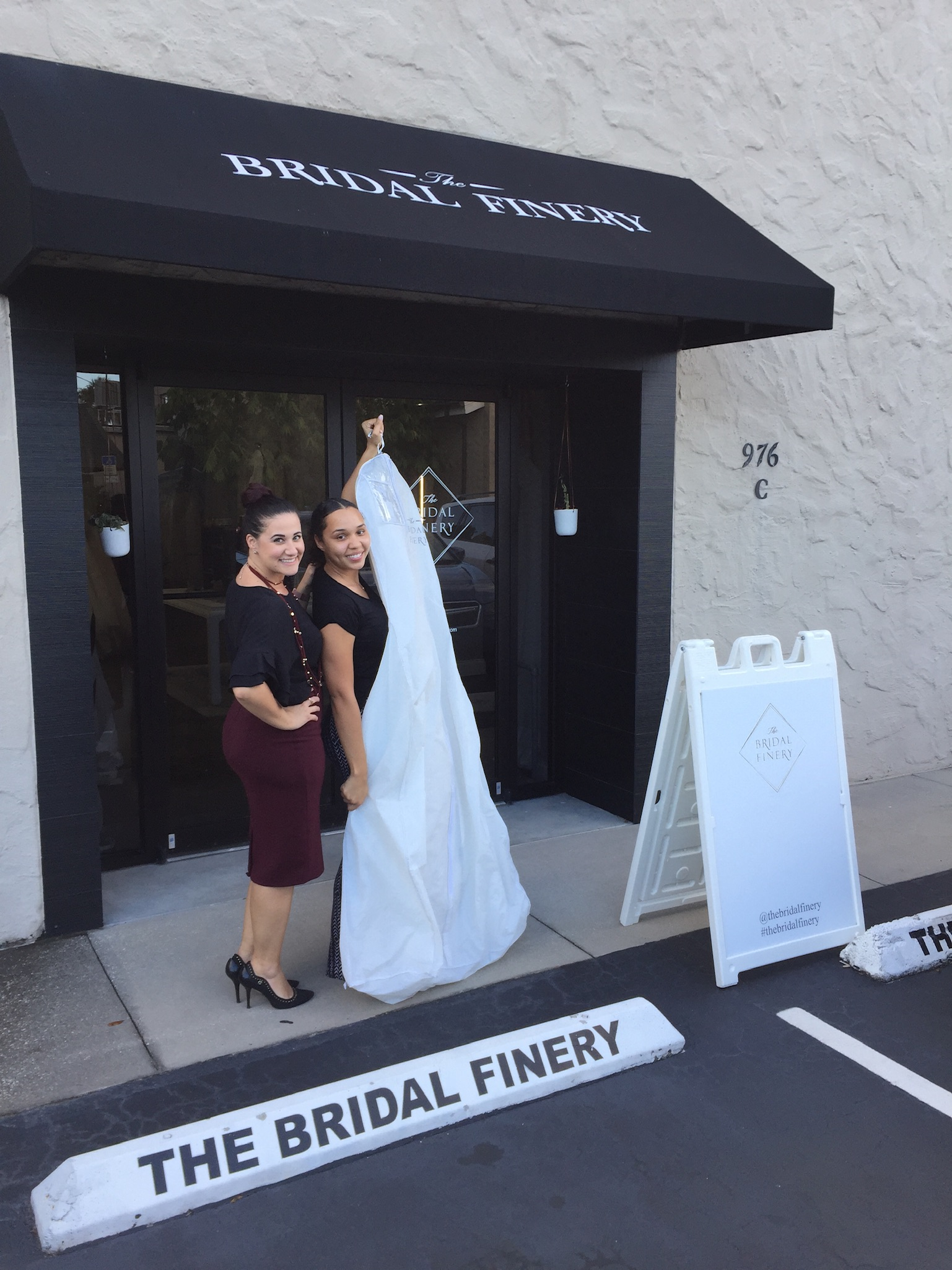 The bridal finery winter park by appointment real bride