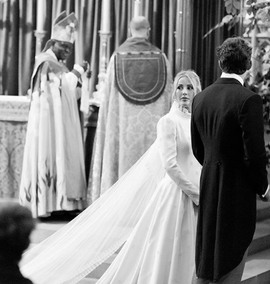 ellie goulding wedding gown 2019 celebrity wedding