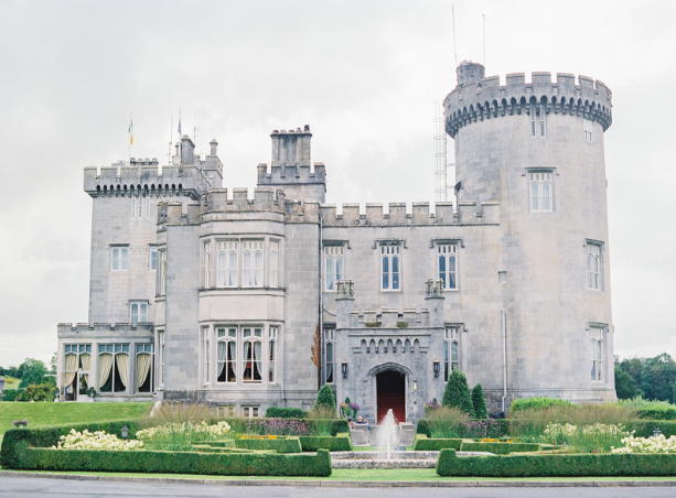 Dromoland Castle wedding