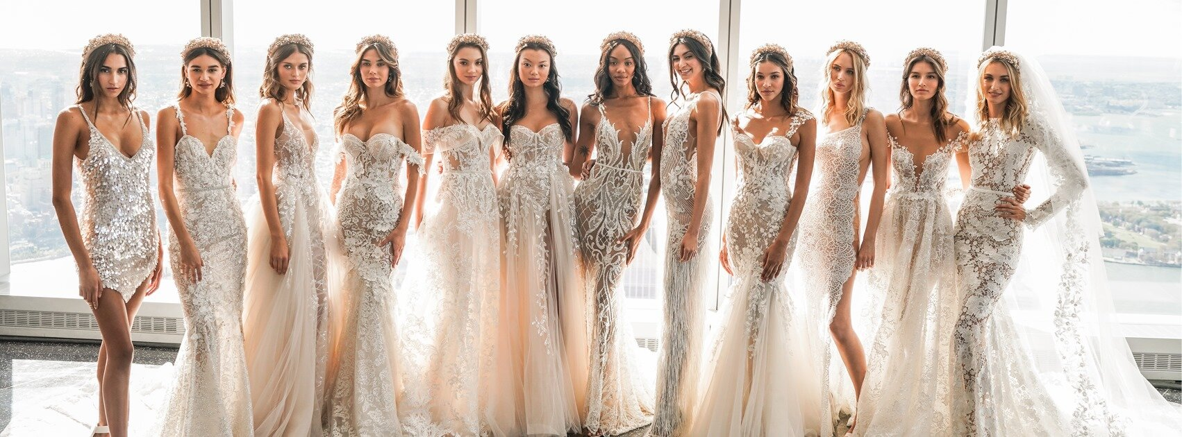 Berta Bridal Fall 2020 Collection