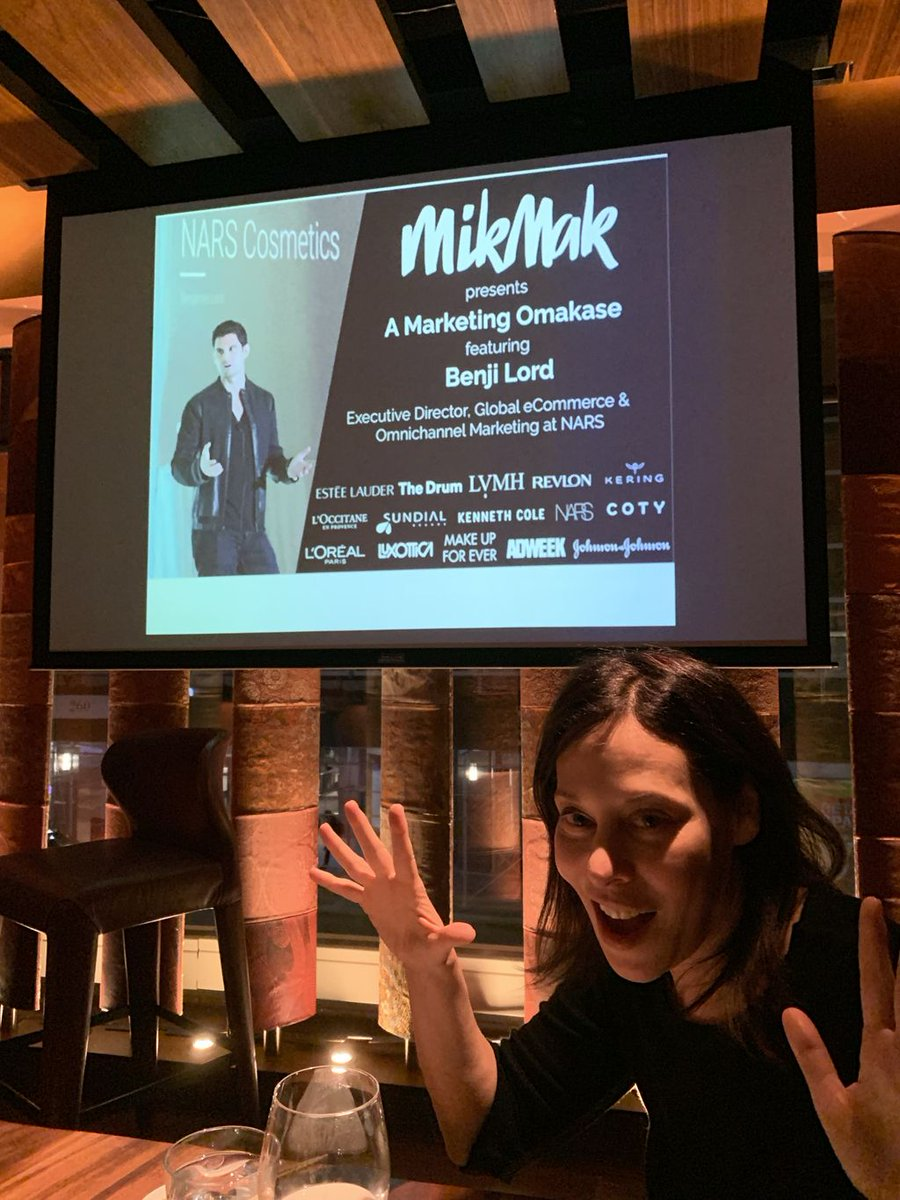 Mikmak Beauty Leaders Dinner 2018