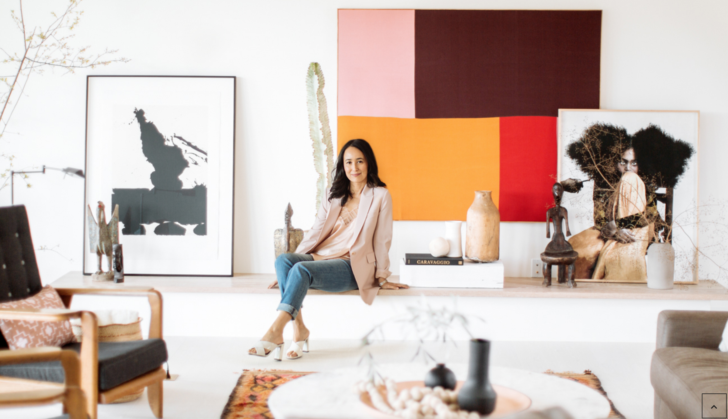 Mariam Naficy, CEO of Minted