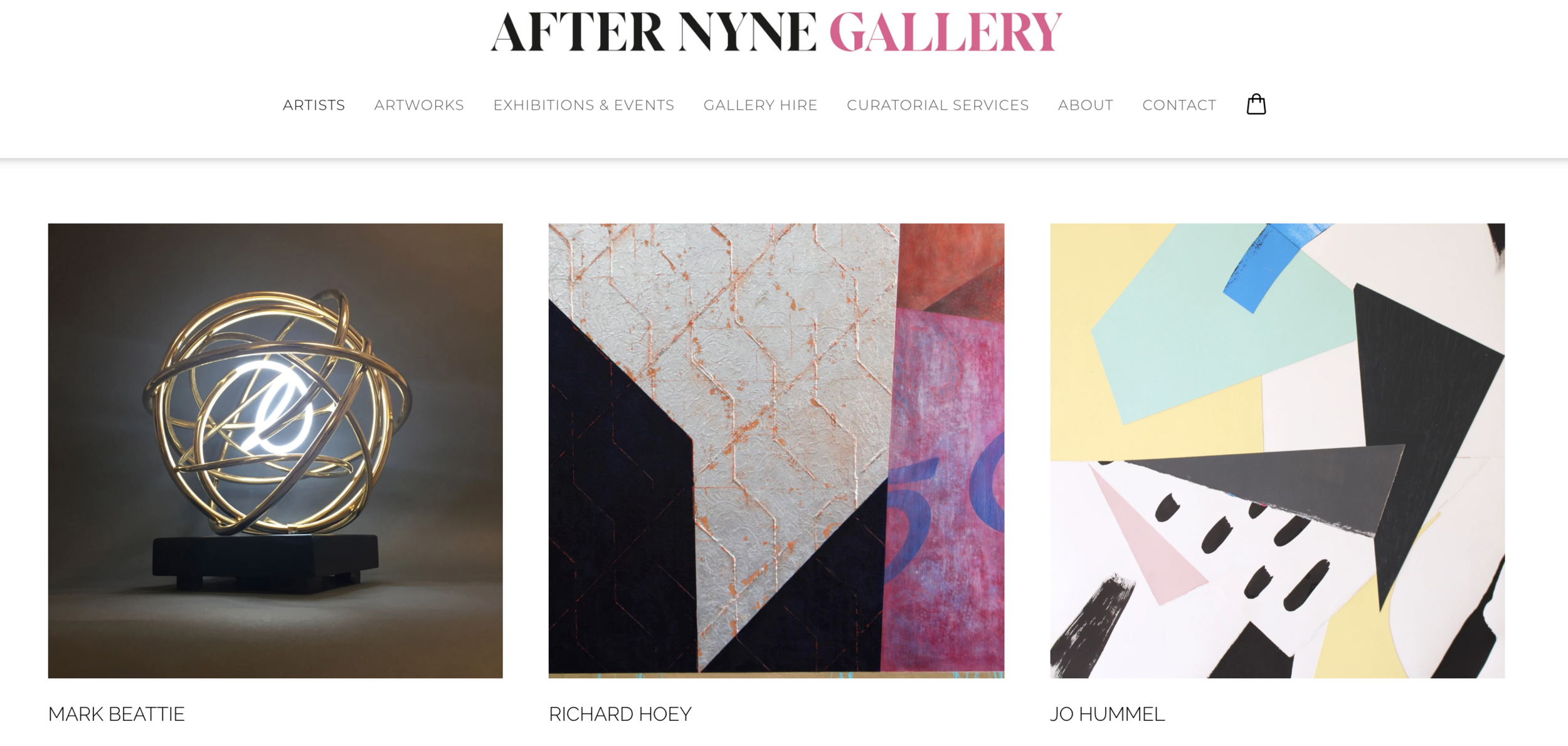 After Nyne Gallery