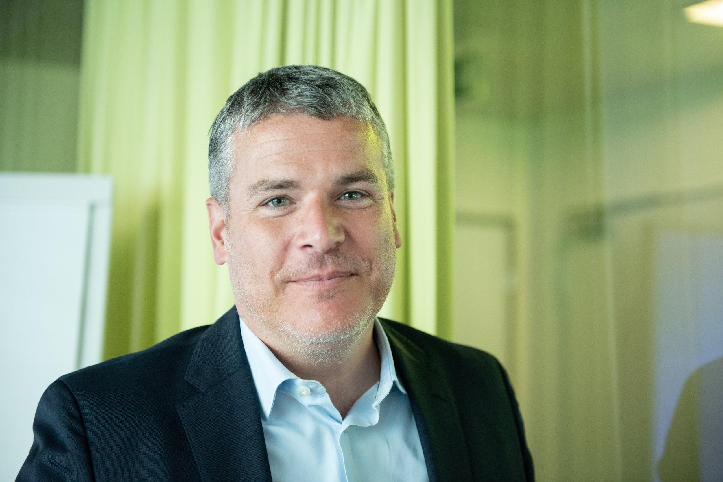 Marc Holitscher, National Technology Officer, Microsoft Schweiz.