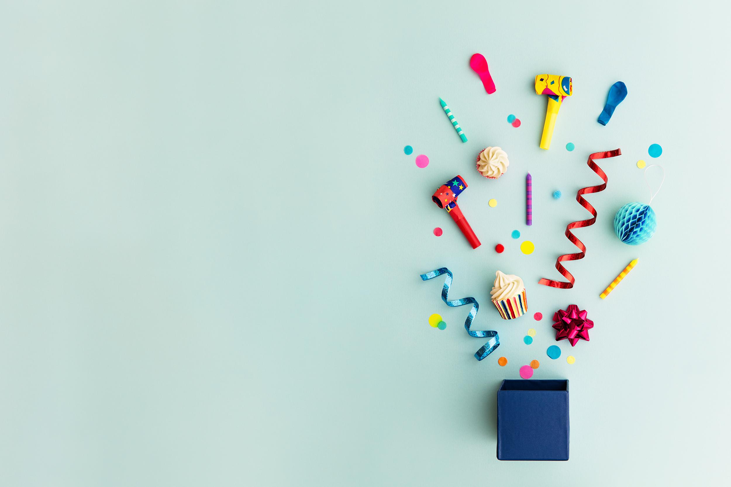 CYCL: 20 Jahre Innovation   Wir feiern und sagen unseren Kunden und Mitarbeitenden DANKE.   Feiern Sie mit uns