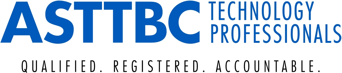 ASTTBC, Applied Science Technologists and Technicians of British Columbia