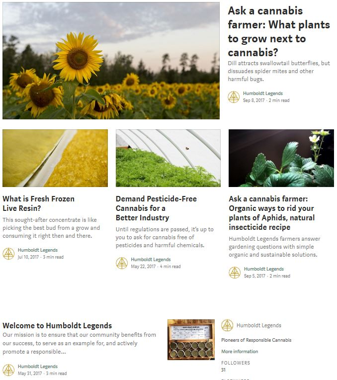Humboldt Legends Advocacy Articles - Learn more about ensuring patients and consumers have access to safe and affordable medicine and products.