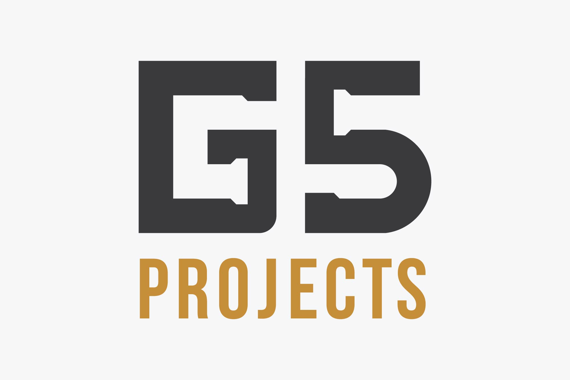 Logo Design:  G5 Projects