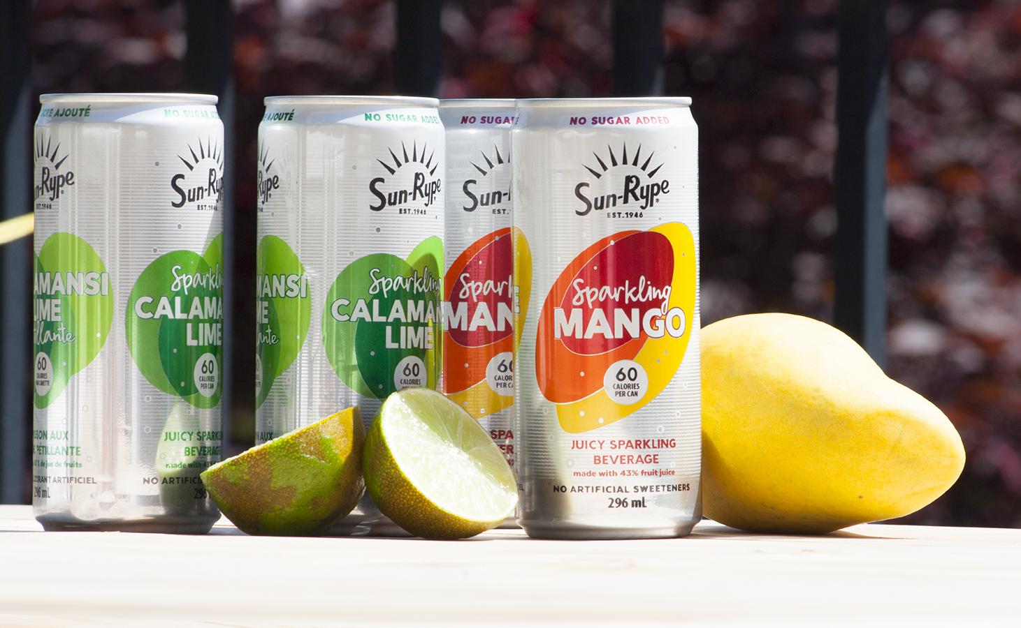 SunRype Sparkling Juice