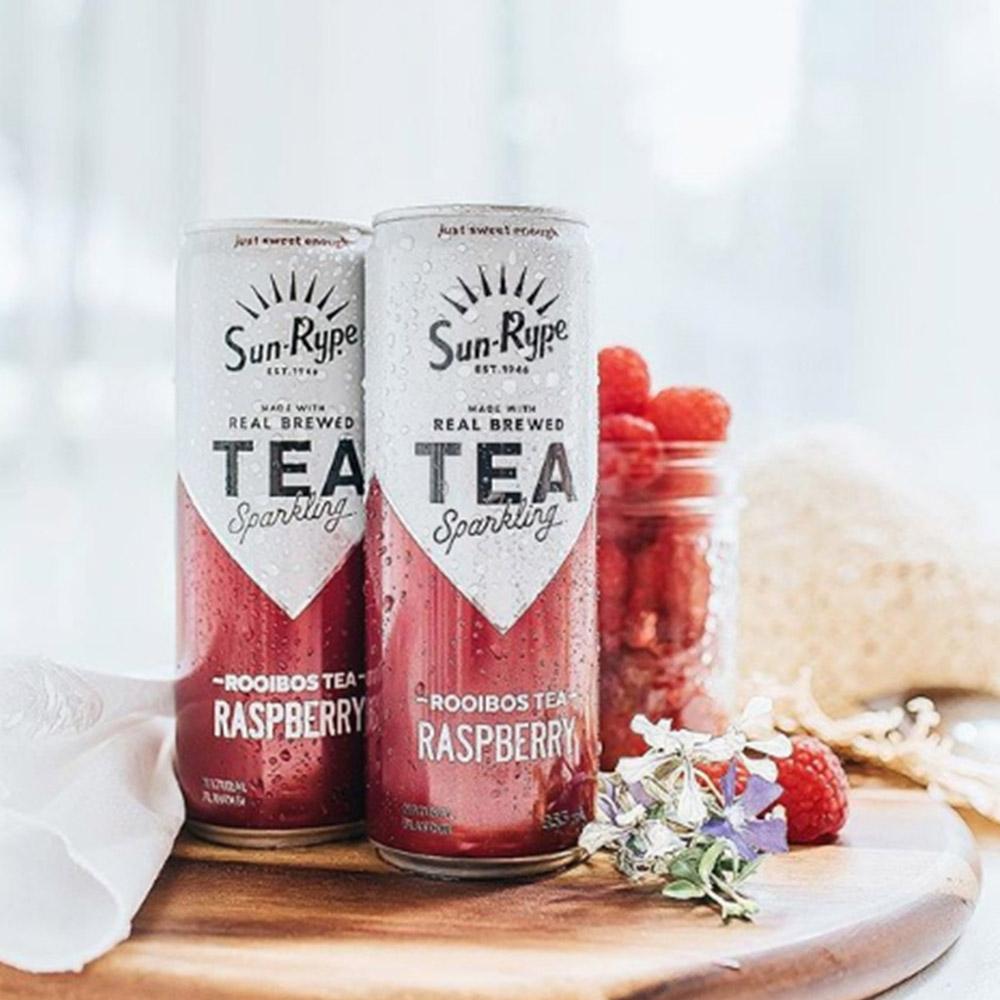 SUNRYPE SPARKLING TEA