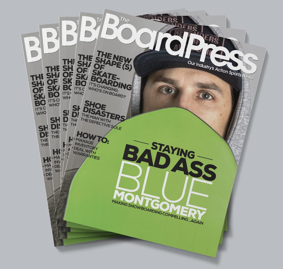 THE BOARD PRESS