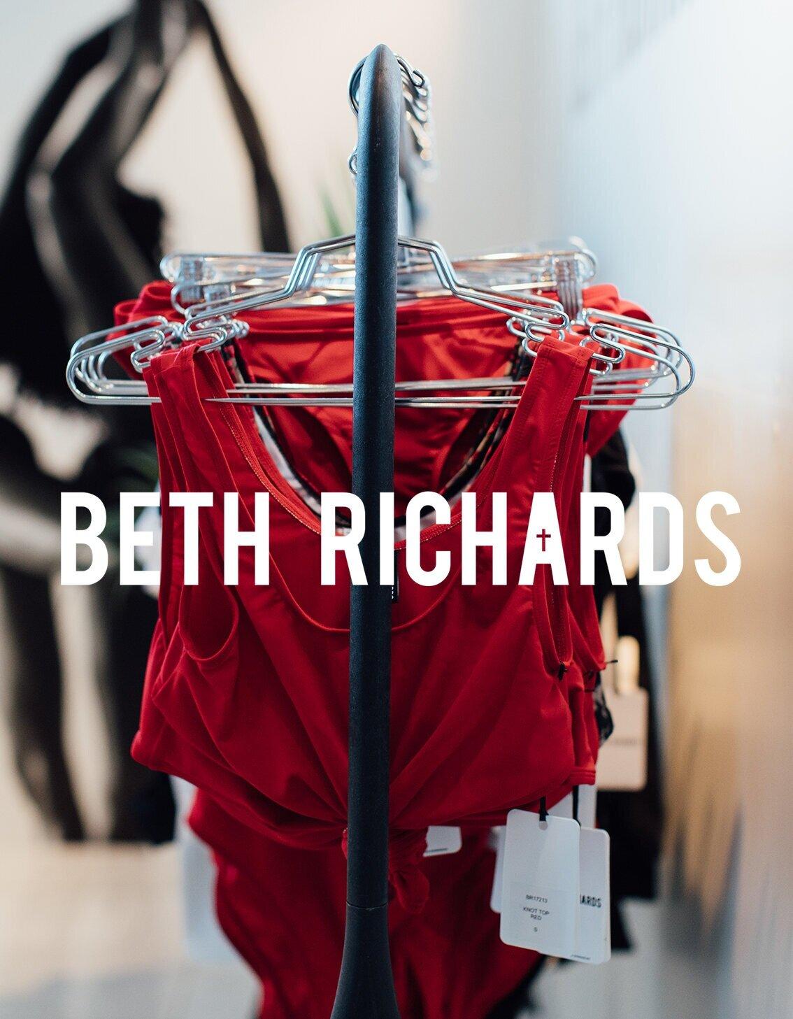 BETH RICHARDS POP UP