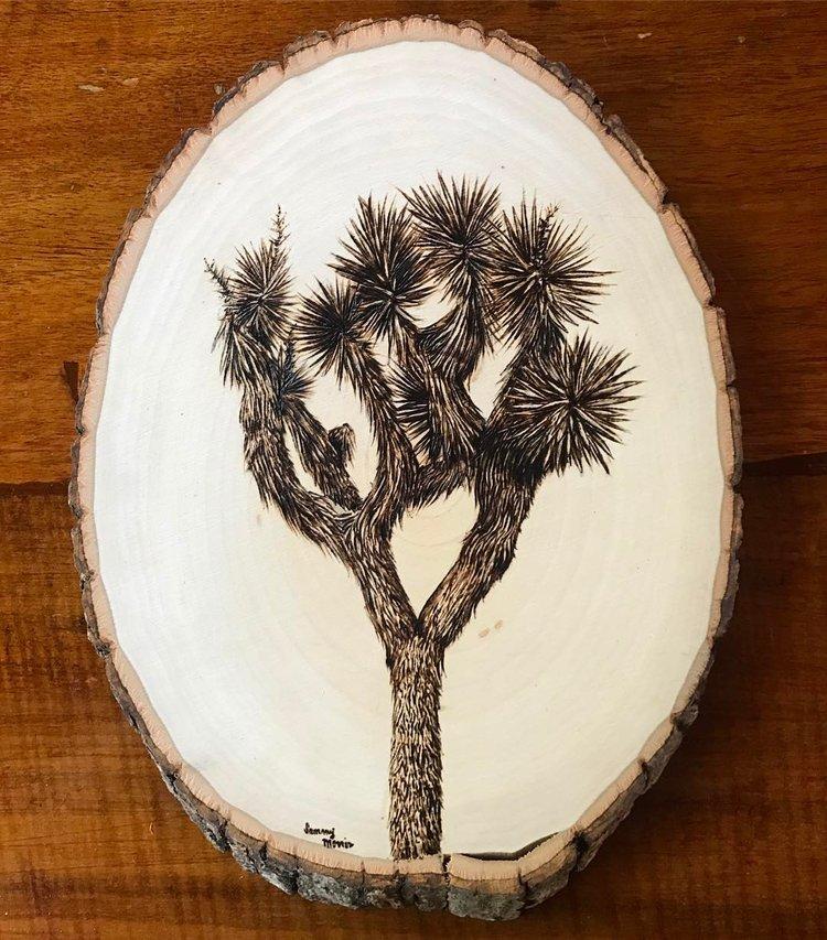 Woodcraft Woman