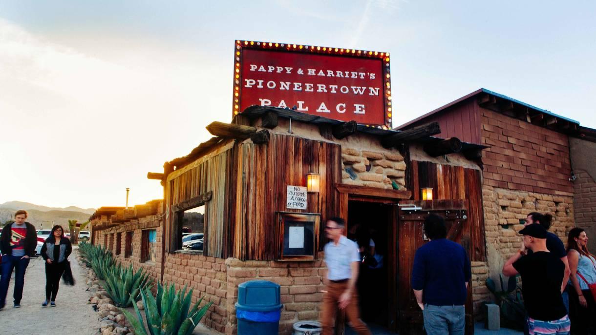 Pappy & Harriet's