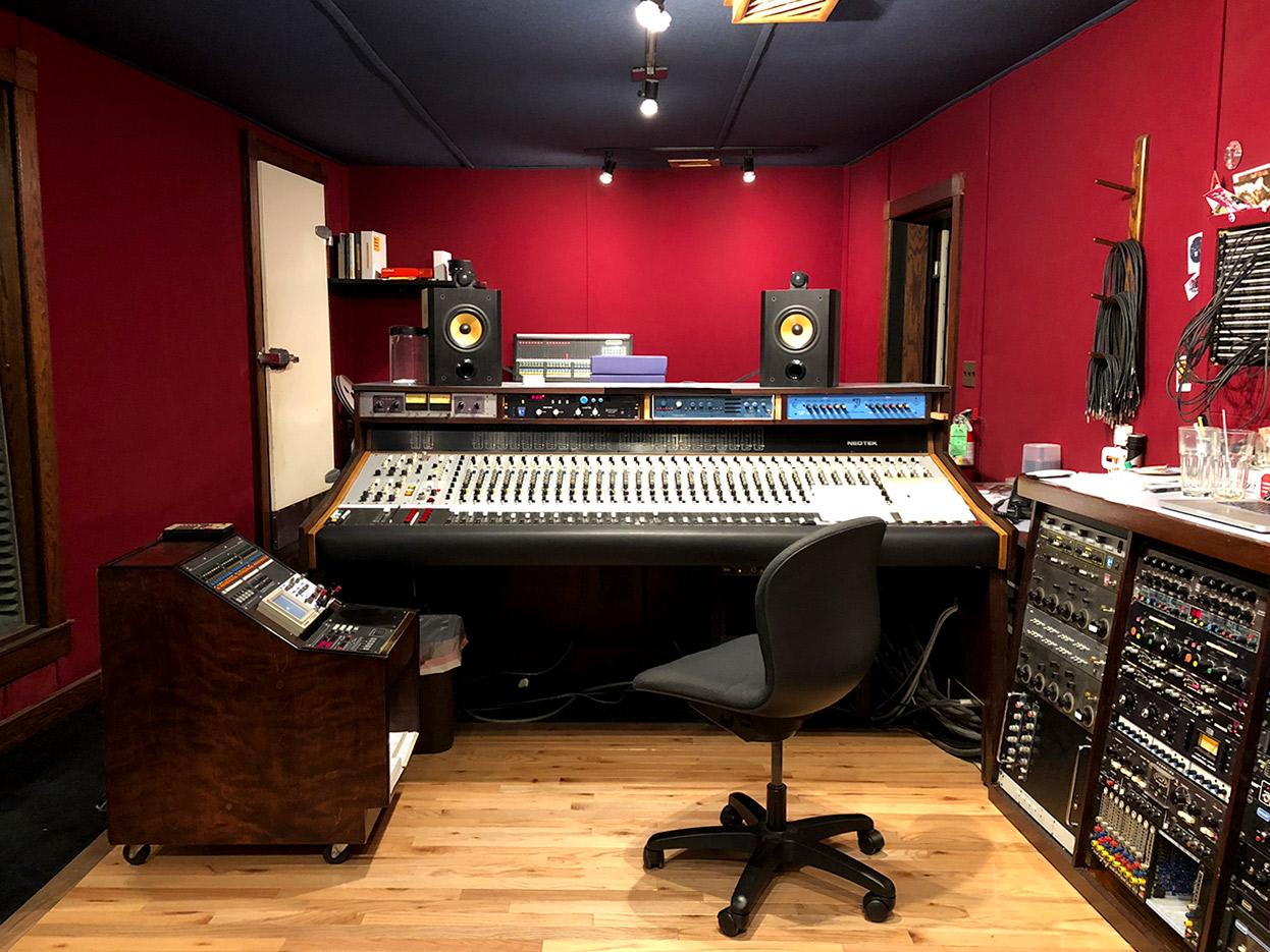 Studio B - Electrical Audio